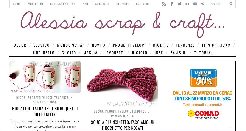 Alessia scrap & craft